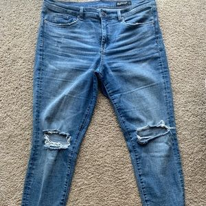 Blank NYC Denim Distressed Jeans